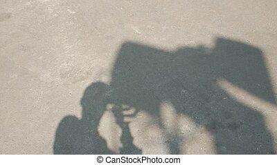 Film Set Lighting Silhouette - Film set lighting silhouette ...