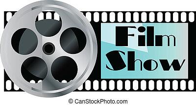 FILM SHOW CAPTION