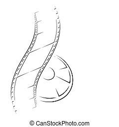 Film sketch