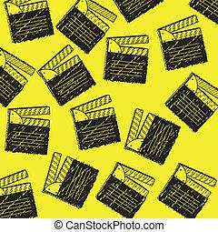 Film Slate pattern