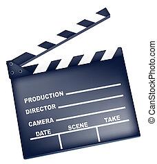 film stödj