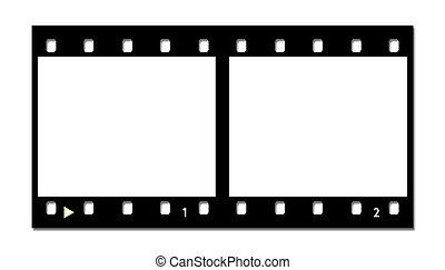 film strip frame