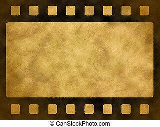 film strip grunge background 2