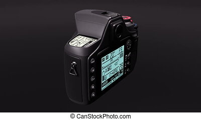 Film Strip Pictures - Professional Camera takes pictures....