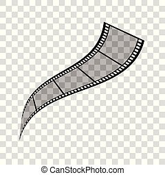 film tape illustration