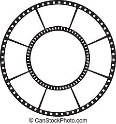 Film tape.