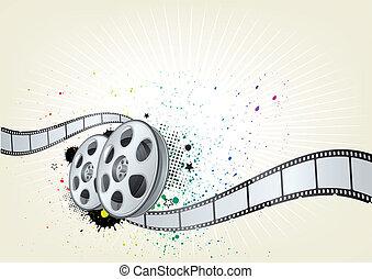 film, thema, achtergrond
