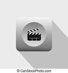 film, thema, pictogram