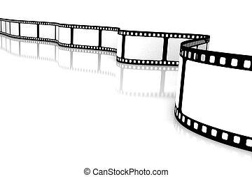 film, vuoto