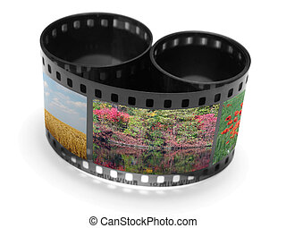 film with nature