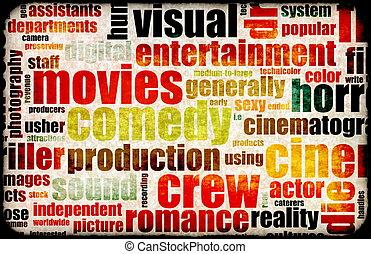 filme, cartaz