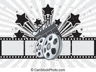 filme, tema, fundo