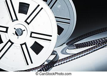 filmfilm, hintergrund