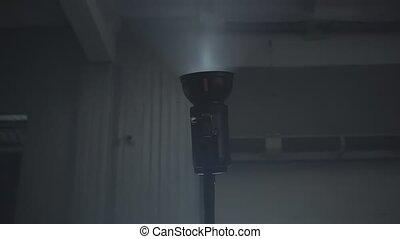 Filming LED light professional equipment