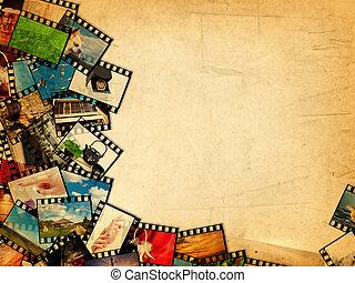 films, photographique