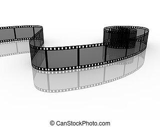 filmstrip, αγαθός φόντο