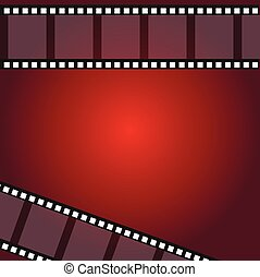Filmstrip background