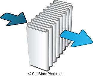 filter, lucht, vector, effect, pictogram