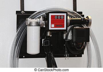 filtrera, pump
