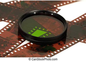 filtro, lense