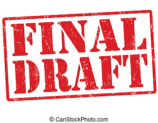 Final Draft stamp