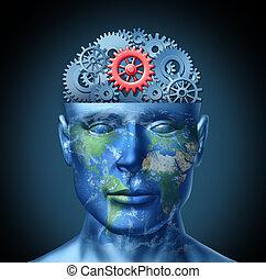 finanční machinace, inteligence