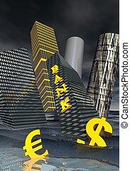 finanční machinace, krize