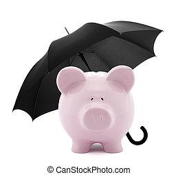 finanční machinace, pojištění