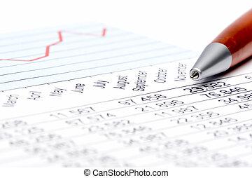 Finance 9 - Finance statistic