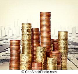 finance background