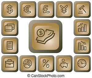 Finance buttons