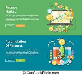 Finance Market and Accumulation of Finances - Accumulation ...