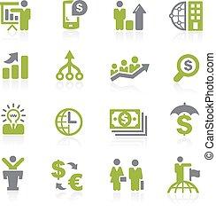 finance., natura, zakelijk