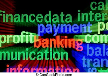 Finance payment banking