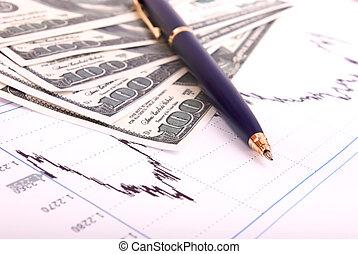 Finance schedule and money