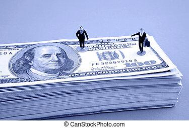 Finance still life