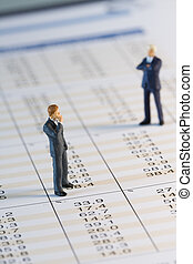 financeiro, dados