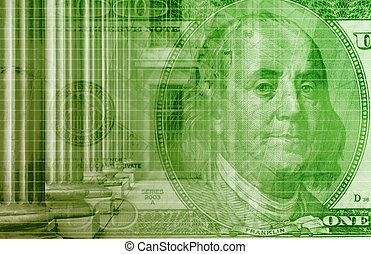 financiën, spreadsheet