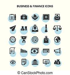 &, financiën, zakenbeelden