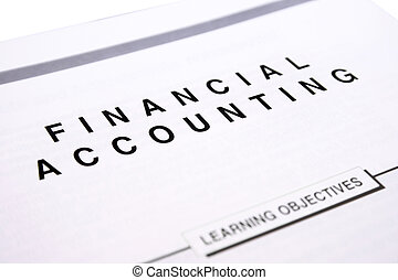 Financial accounting document,learning objectives.