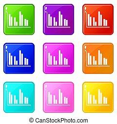 Financial analysis chart set 9