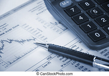 Financial and numerals