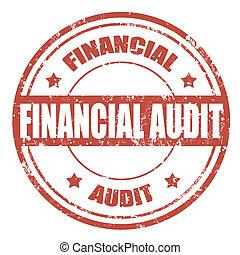 Financial Audit-stamp