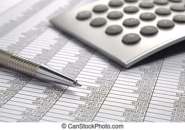 financial business calculation