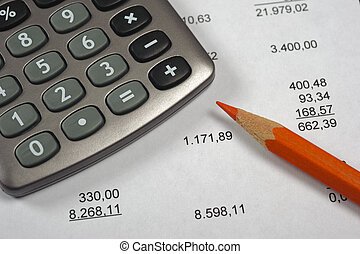 financial business calculation