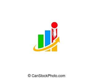 financial business logo