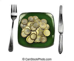 Financial diet