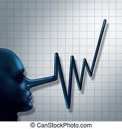 Financial Fraud - Financial fraud and false financial...