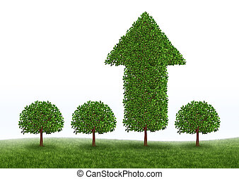 Financial Growth Success - Financial growth and business...