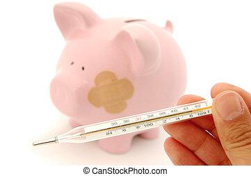 Financial prognosis